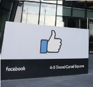 Facebook in billion dollar dispute with the IRS related to transfers of intangibles to Ireland